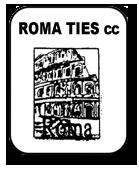 Roma Ties Logo