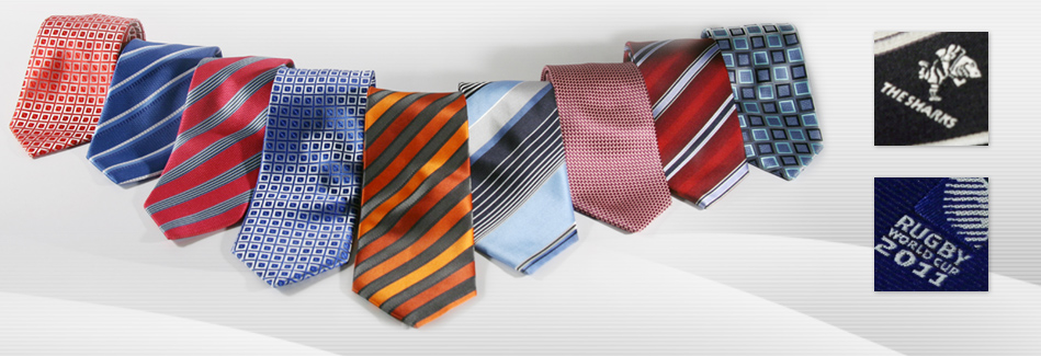 Custom Design Ties
